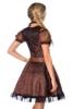 premium jacquard Dirndl with blouse