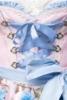 Dirndl with flower-apron