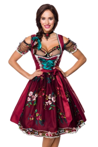Dirndl including blouse